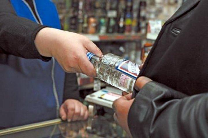 Штраф за торговлю алкоголем в ночное время